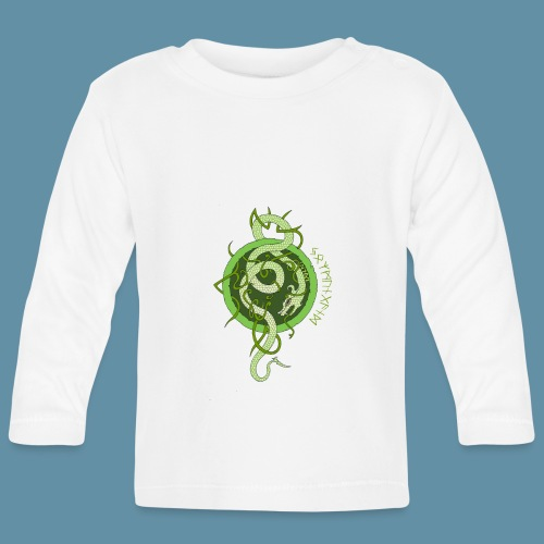 Jormungand logo png - Maglietta a manica lunga per bambini