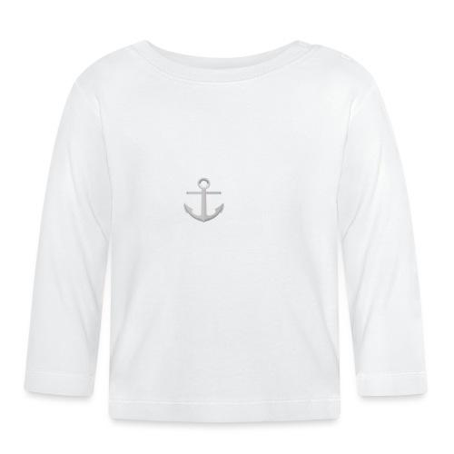 'HOPE' t-shirt (white) - Baby Long Sleeve T-Shirt