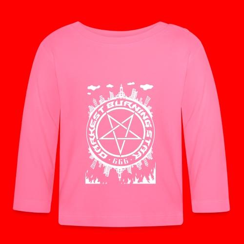 Darkest Burning Star - Baby Long Sleeve T-Shirt