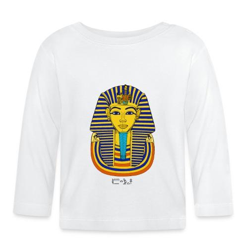 Pharao Tutanchamun - Baby Langarmshirt