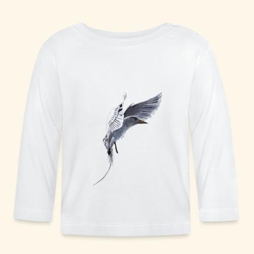 Weißschwanz Tropenvogel - Baby Langarmshirt