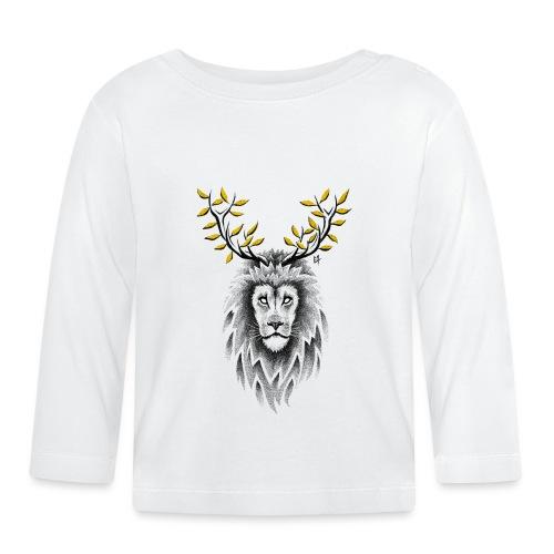 Deer Lion - Baby Long Sleeve T-Shirt