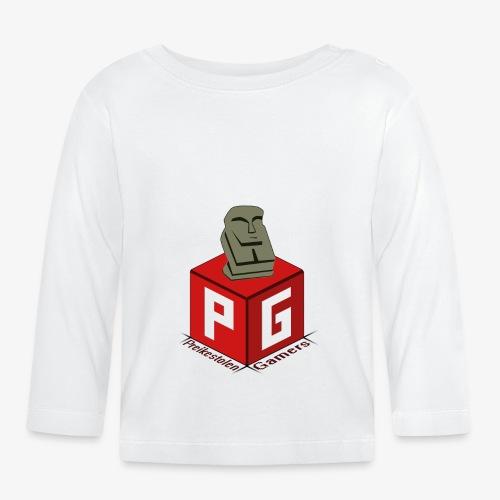 Preikestolen Gamers - Langarmet baby-T-skjorte