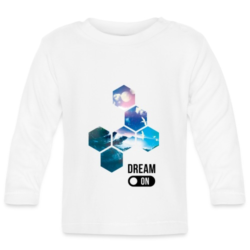 Dream on - T-shirt manches longues Bébé