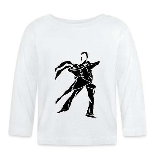 dancesilhouette - Baby Long Sleeve T-Shirt