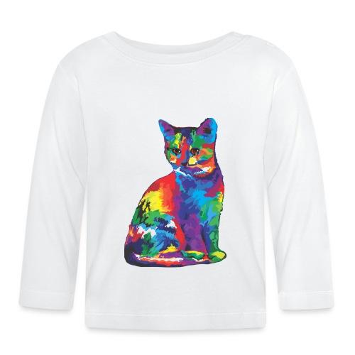 Katze - Baby Langarmshirt