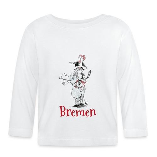 Bremer Stadtmusikanten - Baby Langarmshirt