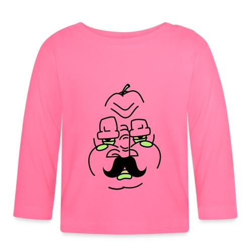 poireman - T-shirt manches longues Bébé