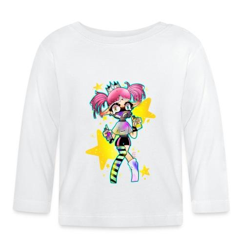 stellina2 - Maglietta a manica lunga per bambini