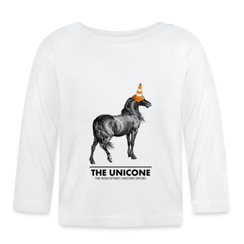 Unicone - T-shirt manches longues Bébé
