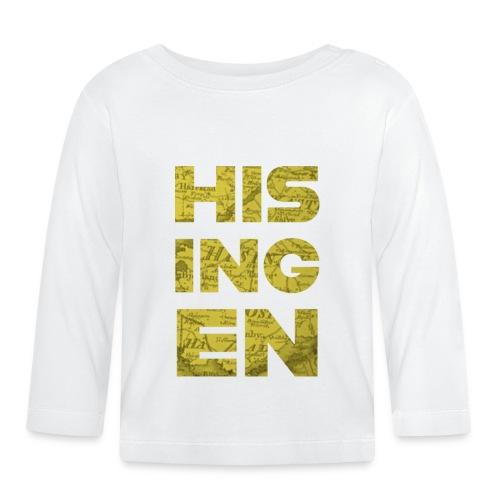 Hisingens Karta - Långärmad T-shirt baby