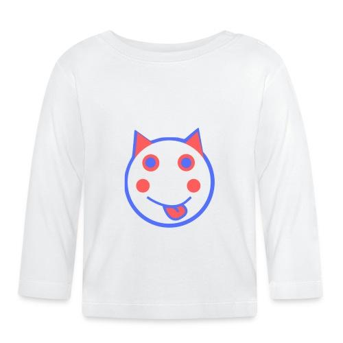 Alf Cat RWB | Alf Da Cat - Baby Long Sleeve T-Shirt