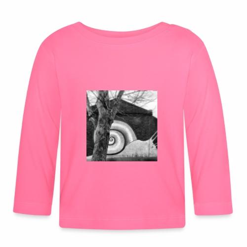 Lazy Snail - Baby Long Sleeve T-Shirt