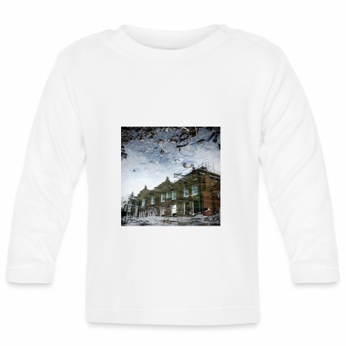 Original Artist design * Reflets - Baby Long Sleeve T-Shirt
