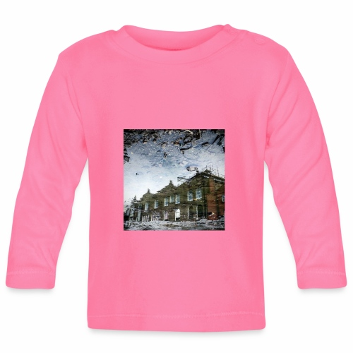 Original Artist design * Reflets - Baby Long Sleeve T-Shirt