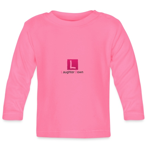 laughterdown official - Baby Long Sleeve T-Shirt