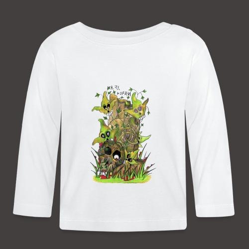 Ivy Death - T-shirt manches longues Bébé