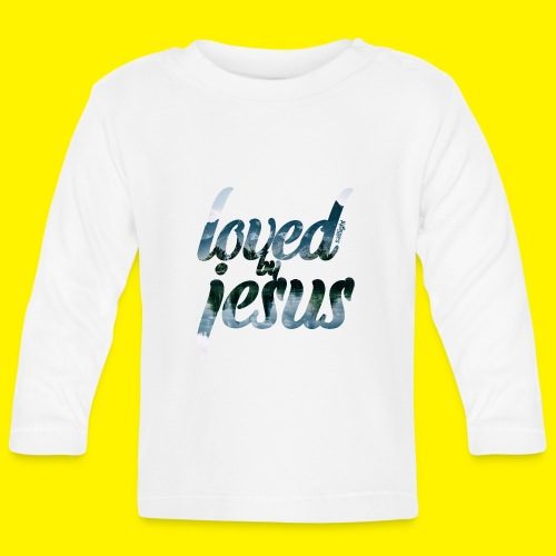 LOVED BY JESUS - Baby Long Sleeve T-Shirt