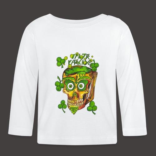 St Patrick - T-shirt manches longues Bébé