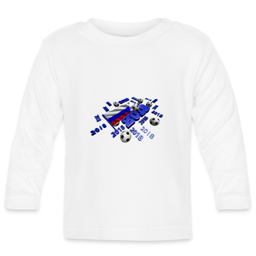 The Football Event of the year 2018 - T-shirt manches longues Bébé