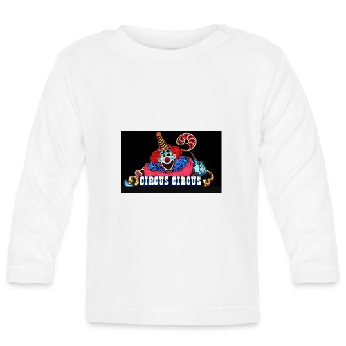 CLOWN - Maglietta a manica lunga per bambini