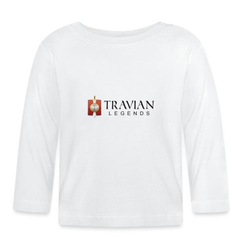 Travian Legends Logo - Baby Long Sleeve T-Shirt