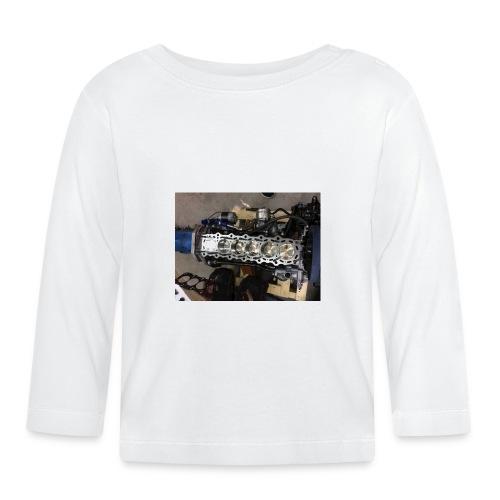 Motor tröja - Långärmad T-shirt baby