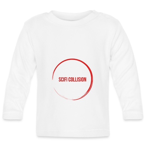 Red Logo - Baby Long Sleeve T-Shirt