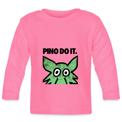 PINO DO IT - Maglietta a manica lunga per bambini