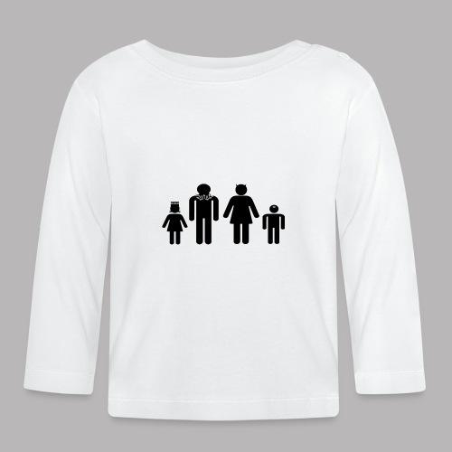 Freaky Family - Baby Long Sleeve T-Shirt