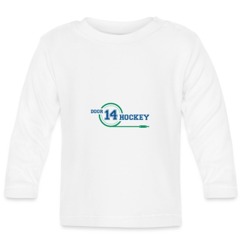 D14 HOCKEY LOGO - Baby Long Sleeve T-Shirt