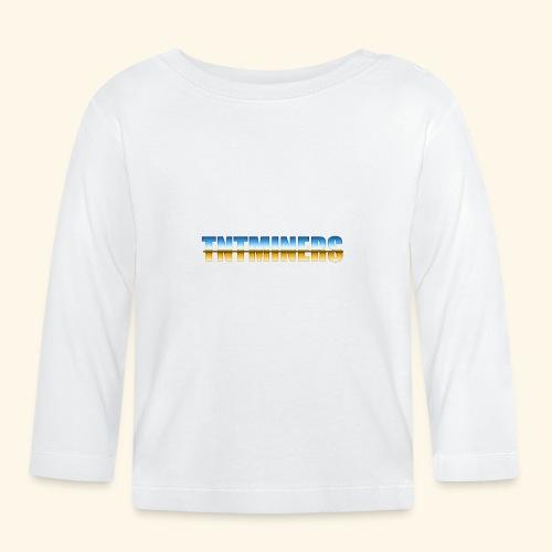 TntMiners annan färg 2 - Långärmad T-shirt baby