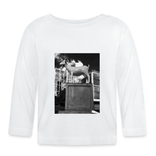 Ged tee - Langærmet babyshirt