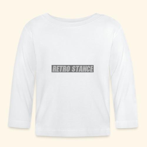 Retro Stance - Baby Long Sleeve T-Shirt