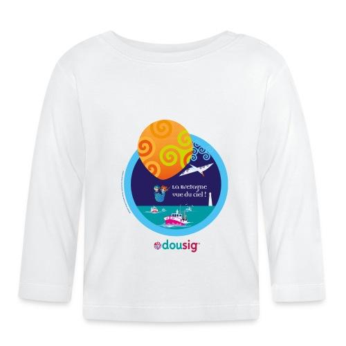 DOUSIG balade en ballon en Bretagne - T-shirt manches longues Bébé