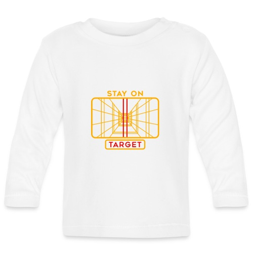 STAY ON TARGET 1977 TARGETING COMPUTER - T-shirt
