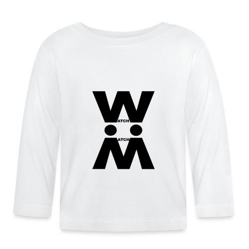 WATCH MATCH LOGO - Maglietta a manica lunga per bambini