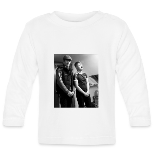 El Patron y Don Jay - Baby Long Sleeve T-Shirt