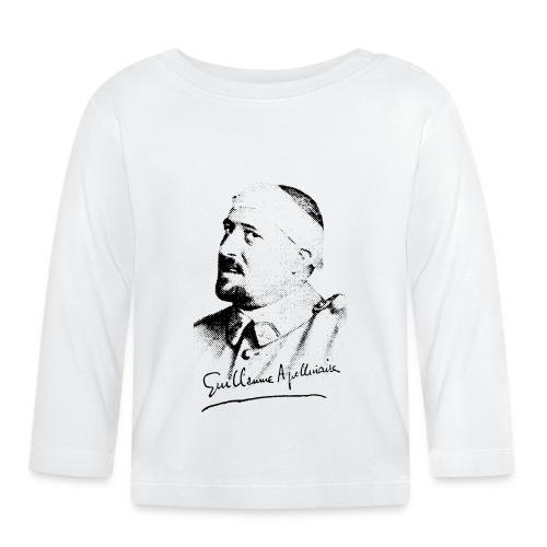Débardeur Femme - Guillaume Apollinaire - T-shirt manches longues Bébé