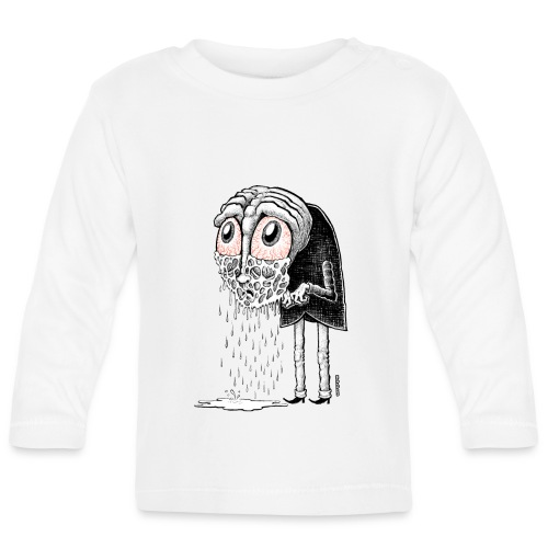Crybaby 1 - Baby Long Sleeve T-Shirt