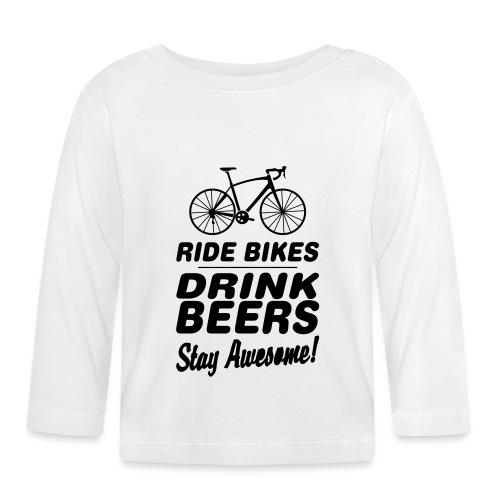 BBB ride bikes - Baby Long Sleeve T-Shirt