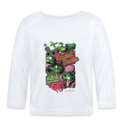 Zombie Graffiti - Maglietta a manica lunga per bambini