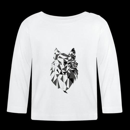 Polygoon wolf - T-shirt