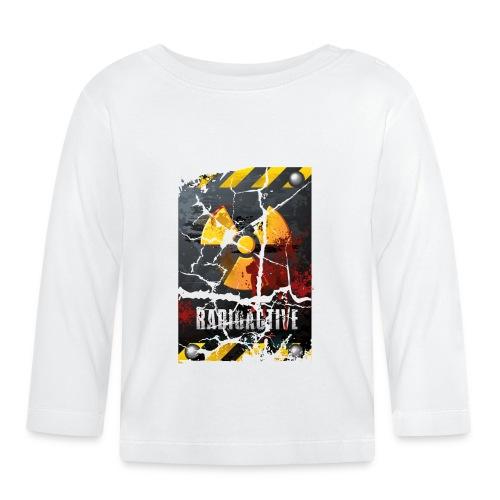 radiactive - Maglietta a manica lunga per bambini