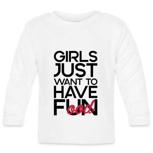Girls just want to have food - T-shirt