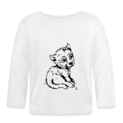 Louvetau - T-shirt manches longues Bébé