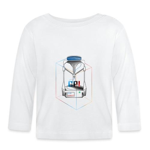 New Logo CPI - T-shirt manches longues Bébé