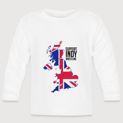 Indy Britain - Baby Long Sleeve T-Shirt
