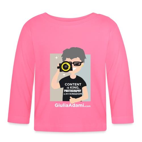 Giulia Adami - Maglietta a manica lunga per bambini