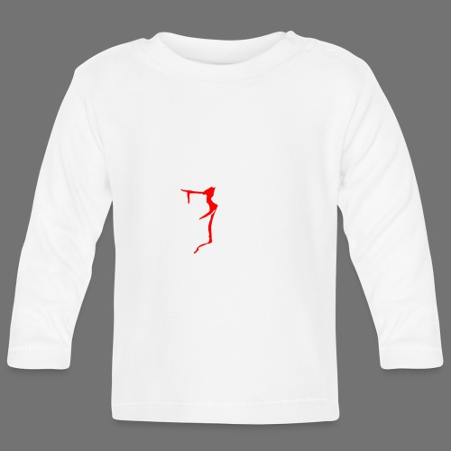 horrorcontest sixnineline - Baby Long Sleeve T-Shirt
